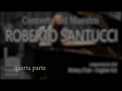 Concerto del Pianista Roberto Santucci al T Hotel di Cagliari - Quarta