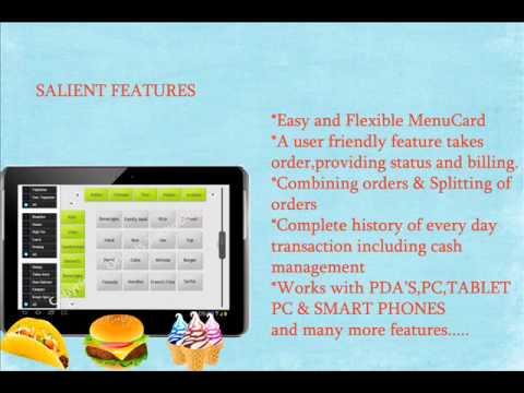 Kitchen Order Ticket For Restaurants Youtube