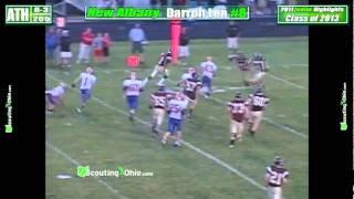 2013 Darron Lee - New Albany - Jr yr - ATH 2 - PRIVATE
