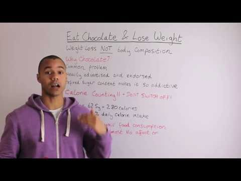 Episode #15 - Eat Chocolate and Lose Weight!