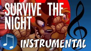 "Instrumental ""SURVIVE THE NIGHT"" by MandoPony 