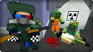 видео: Заброшенный химический завод! [ЧАСТЬ 11] Зомби апокалипсис в майнкрафт! - (Minecraft - Сериал)