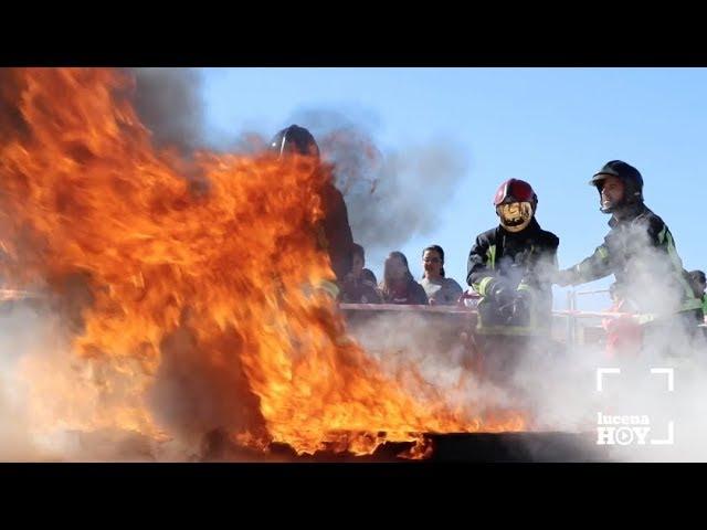 VÍDEO: Jornadas de Seguridad y Emergencias en Lucena