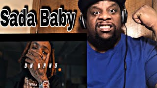 Sada Baby - On Gang (Official Video) Reaction 🔥💪🏾