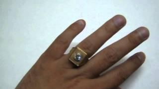 Золотое кольцо-перстень с бриллиантом 0.77 карат(, 2013-03-23T12:30:59.000Z)