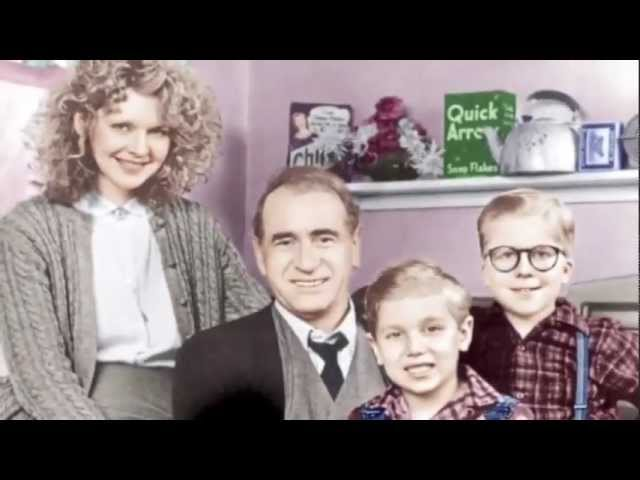 the cast of a christmas story where are they now about the movie clipfail - All About Christmas Eve Cast
