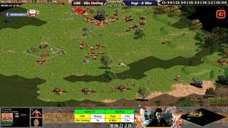 C4T4 | 2vs2 Random | U98 - Văn Hưởng vs Yugi - It War | Ngày 17-02-2019