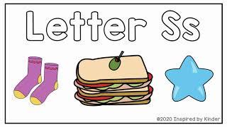 Letter S Story