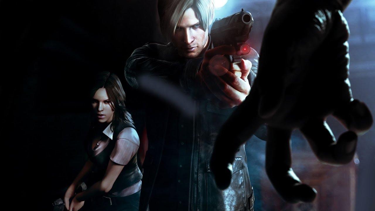 Resident Evil 6 Leon Helena All Cutscenes Movie Youtube