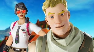the real default skins are back!! (Fortnite Funny Moments & Fails)