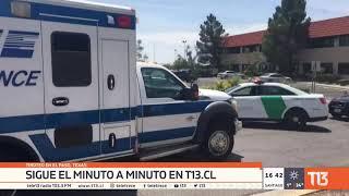 Tiroteo en centro comercial de El Paso, Texas, EE.UU. deja varios muertos