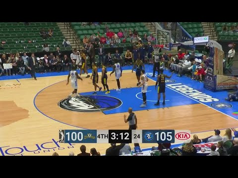 Brandon Ashley (24 points) Highlights vs. Fort Wayne Mad Ants