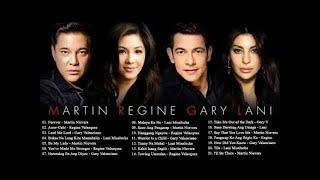 Martin Nievera ,Regine ,Gary V & Lani Misalucha OPM Tagalog Love Songs Playlist 2018
