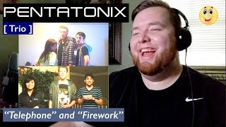 "Pentatonix Trio | ""Telephone"" and ""Firework"" 