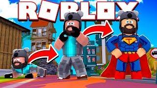 ROBLOX SUPERHERO CITY = COPY OF SUPER POWER TRAINING SIM!?!?