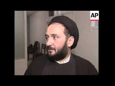 IRAN: PARLIAMENTARY ELECTION: REFORMISTS