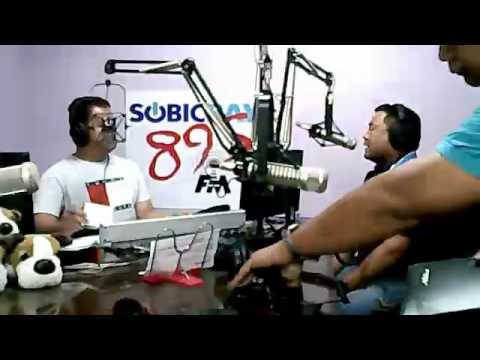 Cong. JV Ejercito LIVE 89.5-FM Interview