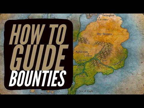 Diablo 3 - How To Do Bounties