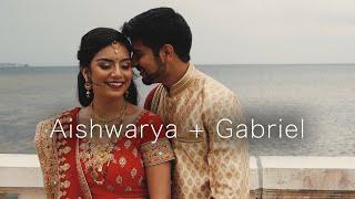 Aishwarya + Gabriel | Tampa, Florida Wedding Film