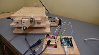Making CNC XY Milling Table, Part 3: HowTo Connect The Steppper Motors to Arduino