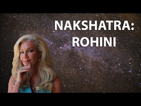Learn the Secrets of th Nakshatras  Rohini The Sensual One