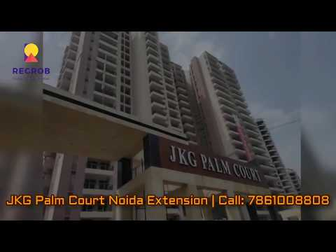 jkg-palm-court-noida-extension-|-☎️7861008808-|-project-video-and-images-|-2/3bhk🏠-flats-for-sale