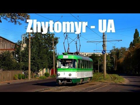 ZHYTOMYR TRAM & TROLLEYBUS (2016)