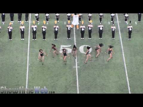 Alabama State University Marching Band ASU - 2017 Honda Battle of the Bands HBOB