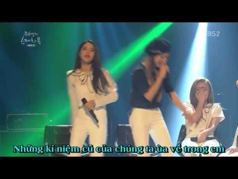 [VIETSUB] Ráppơ MoonByul và Chúa Rap Yong Sun