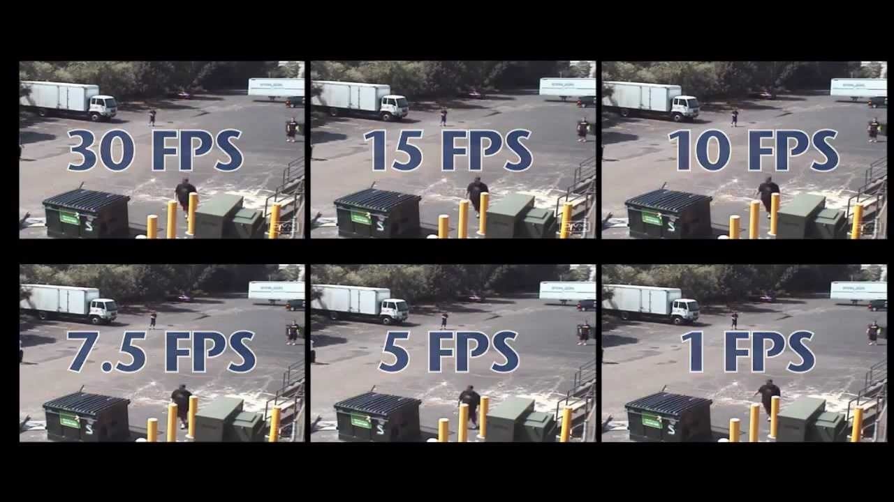 5 Frames Per Second