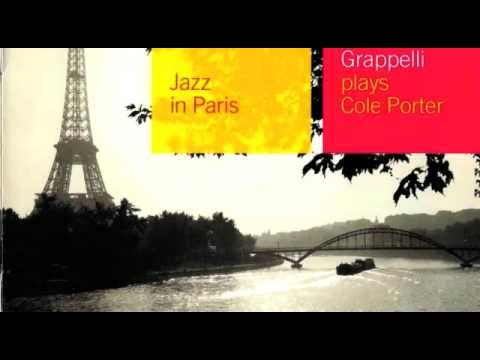 In the still of the night - Stéphane Grappelli plays Cole Porter