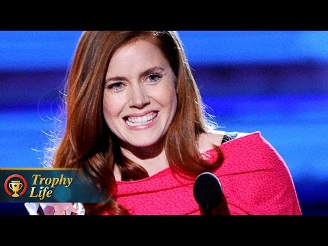 Amy Adams Praises American Hustle Cast at Critics Choice Awards 2014 - WATCH!