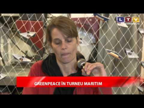 Greenpeace în turneu maritim - Litoral TV