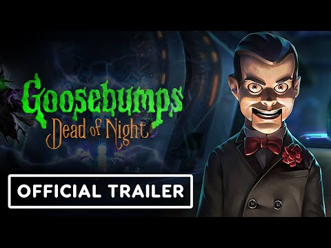Goosebumps: Dead of Night - Official Reveal Trailer