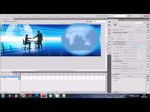 Как самому сделать свой видео Flash Flv Player под свой сайт. Видео урок
