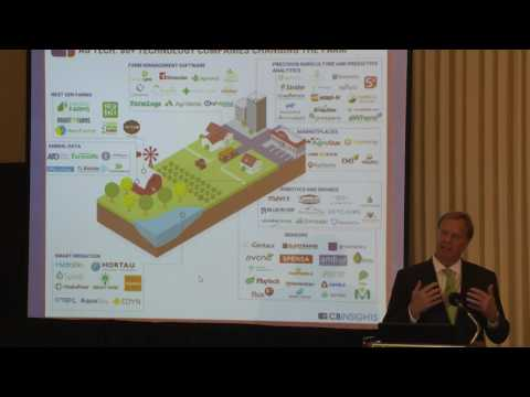 Farm Innovation, Big Data - Kip Tom, Chairman of TomFarms