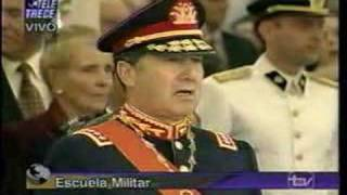 Anthem of Chilean Army - Himno ejercito de Chile
