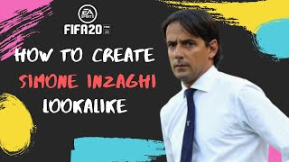 How to create simone inzaghi for fifa 20 career modeplease like and subscribeif subscribed, leave a comment on who you would see created virtual ...