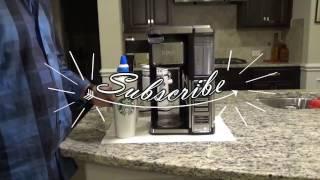 Make a Latte with Ninja Coffee Bar