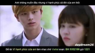 Vì Hạnh Phúc Của Em - Vũ Duy Khánh ft Khắc Việt - Mv Fanmade - Vì Hạnh Phúc Của Em MV Lyrics
