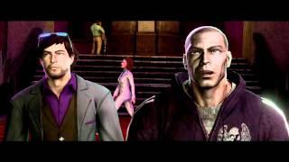 Saints Row: The Third Luchadores Trailer- GamesCom 2011