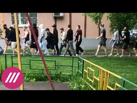 «Такого не было уже много лет»: в Москву возвращается уличная война между неонаци и антифашистами?