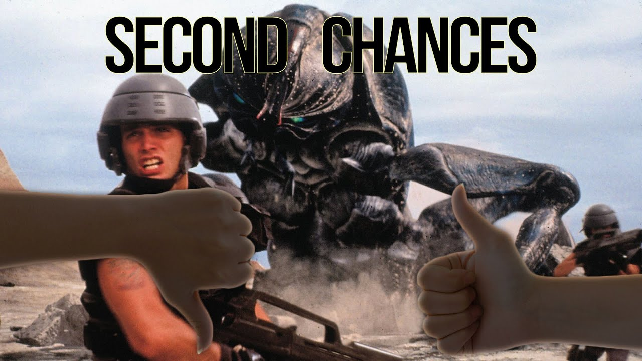 Should You Give Starship Troopers a Second Chance?