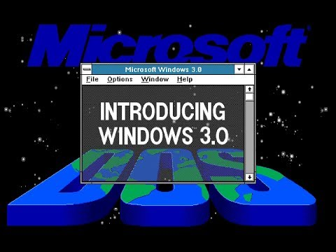 Microsoft Windows 3.0 Demo - Utility (MS-DOS, 1990)