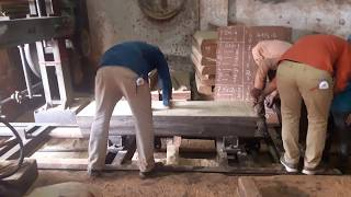 How to make teak wood planks