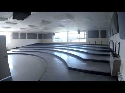 Salem High School Pre-renovation - last walkthrough before Demolition