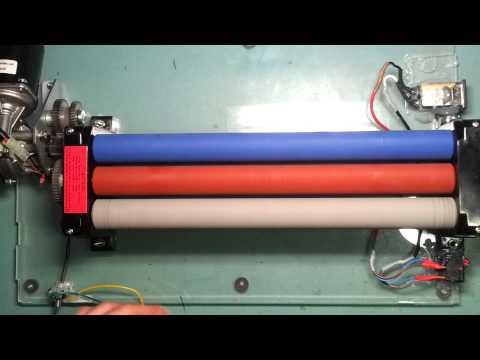 New laminator for pcb toner transfer