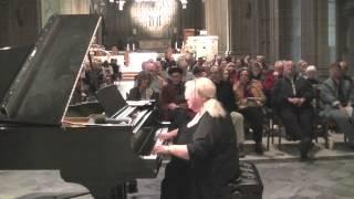 Excerpt from Jackie Warren jazz piano medley