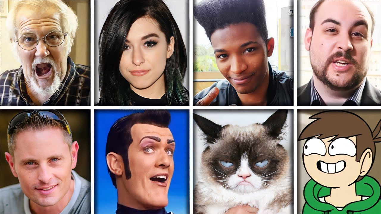 Download 100 Dead YouTubers That Will Be Missed