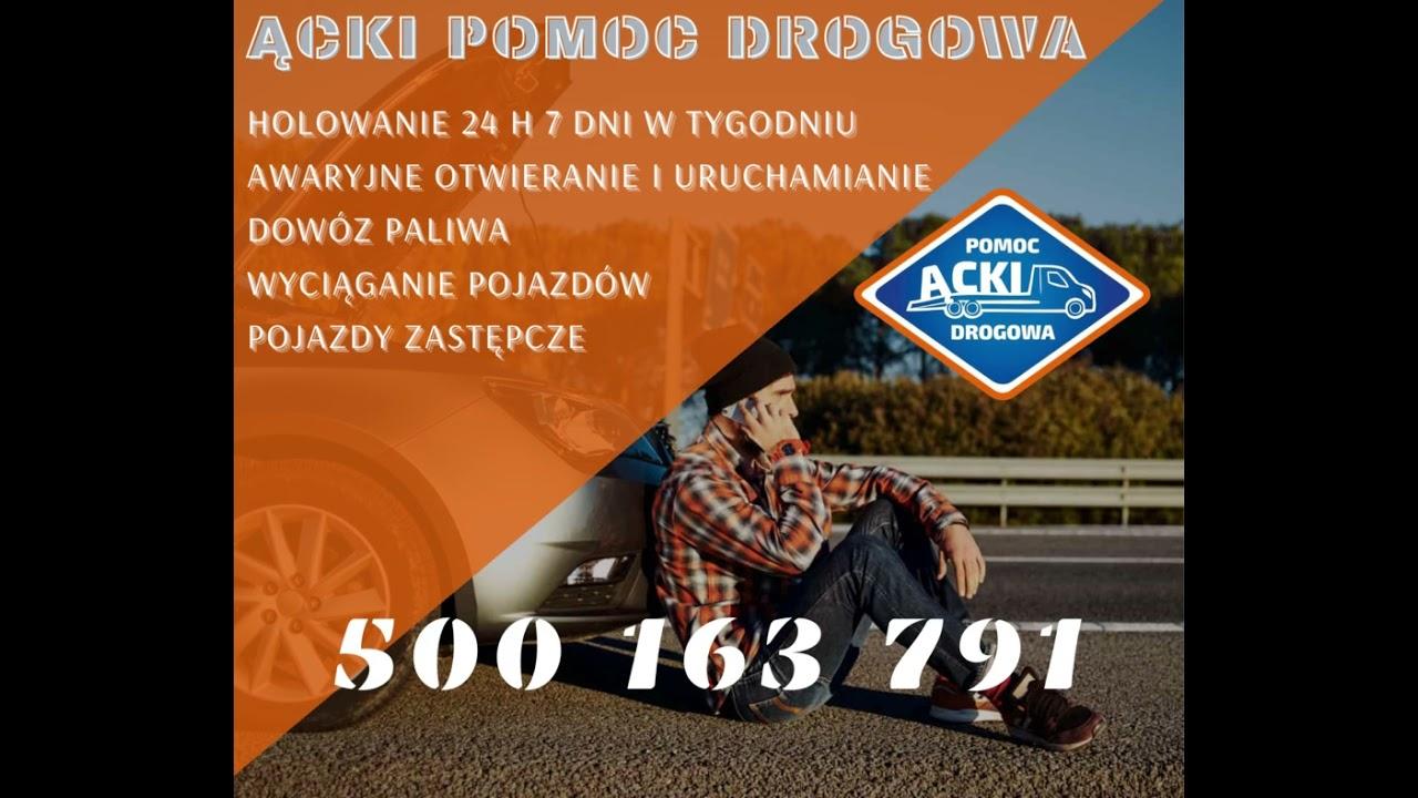 Pomoc Drogowa - Holowanie Auta